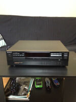 Sony 5 disc CD player
