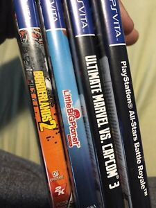 Ps vita games Kitchener / Waterloo Kitchener Area image 1