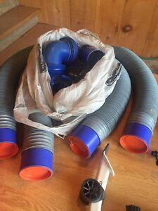 Rv waste hoses
