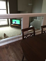 FURNISHED ROOM-NO LEASE-NO DEPOSIT-NEW HOUSE-