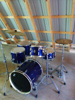 Drums for sale (Sonor Special Edition Rock22)