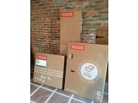NEW VELUX TRIPLE GLAZED UNOPENED - Sloping and Vertical Combination