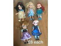 disney store dolls prices on pictures no offers collection gorleston