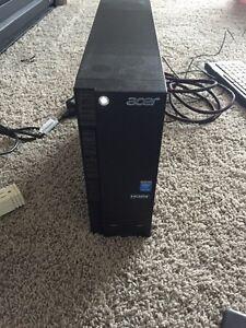 $150 Acer desktop win10 1TB 4GB memory