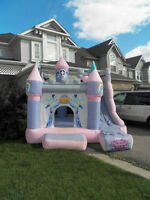 Bouncy Castle Rentals $35-110 Jumping house, bounce house