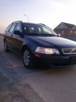 2001 Volvo V40 Wagon Certified and E Tested