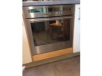 Neff electric under counter oven