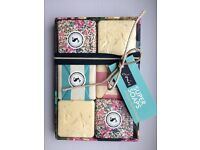 *New* Joules 6 Soaps Set