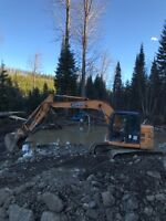 Excavating services . Great prices