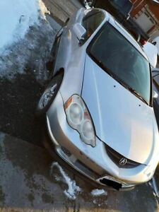For sale 04 Acura RSX asking $2700 or best offer want gone ASAP