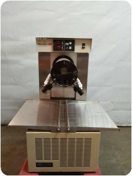 FTS SYSTEMS FD-3-85A-MP  FLEXI-DRY MP FREEZE DRYER ! (265423)