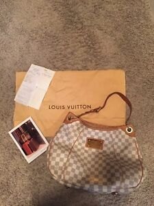 Authentic Louis Vuitton Galleria PM in Damier Azur Regina Regina Area image 1