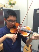 Violin lessons for All