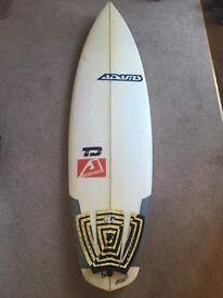 Adams TD5 surfboard