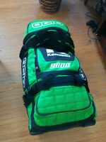 FOUND - Green OGIO-Kawasaki Dirt Bike Bag