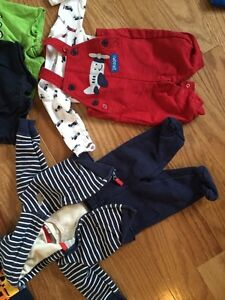 0-3 month boy outfits