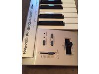 ROLAND pc 300 controller