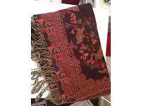 Brand new large pashmina scarf