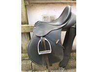 Wintec 16 saddle