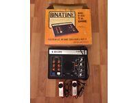 Binatone TV master mark 4 vintage games console