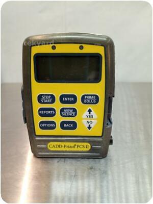 Cadd-prizm Pcs Ii 6101 Ambulatory Infusion Pump 265456