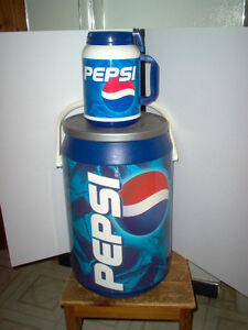 PEPSI ICE CHEST COOLER