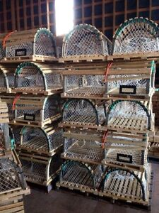 New lobster traps