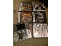 Nintendo ds lite game bundle Pokemon/mario