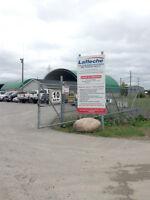 Waste Disposal Site- Belleville - Lafleche Environmental