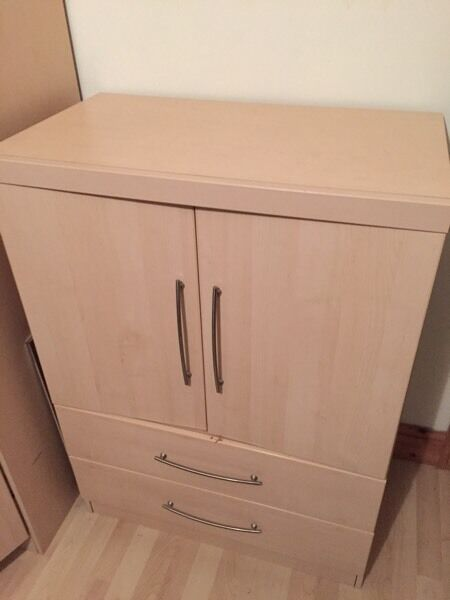 Cupboard with drawers