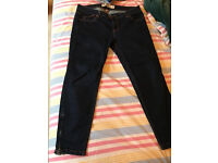 Zara Jeans, size 42, stretch fit, 2nd hand but excellent condition,