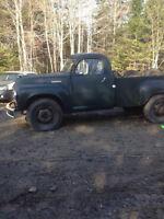 1949 Ford 1 ton Studebaker Truck