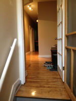 Room (Spacious & Bright) by the Atwater Market