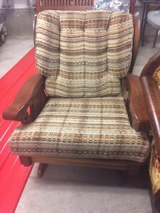 Matching antique furniture