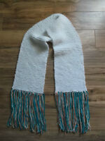 HANDMADE crotcheted scarf - only $7 (great gift idea)