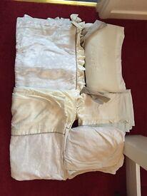 Cot bedding 'treasured'