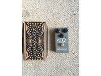 Lovepedal Silicon Fuzzmaster - Fuzz/Distortion pedal