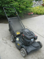 YARDWORKS SELF PROPELLED LAWNMOWER