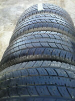 WHY BUY NEW **** SET OF 275/60/17 SUV SUMMER TIRES