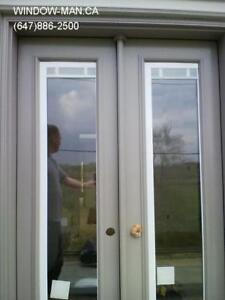 Door French Sliding Back Garden Patio  Save on Heat and Air