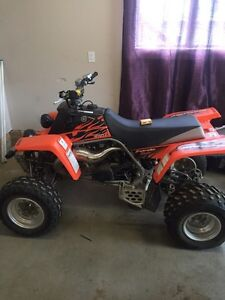 Two quads for sell