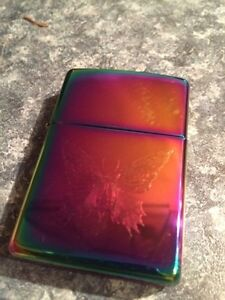 zippo butterfly lighter Prince George British Columbia image 1