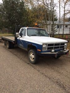 1984 GMC 3500 dually 4x4