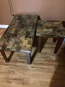 Coffee and end table St. John's Newfoundland image 1