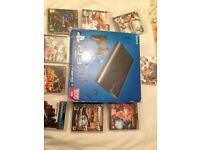 PS3 slim 500gb with 27 games