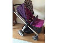 Mamas and papas solar pushchair and car seat adaptors
