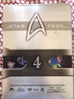 Star Trek deep space nine complete DVD set