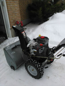 Sears Craftsman Dual Stage Snowthrower