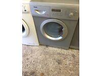 Haier Silver Washing Machine Fully Working Order Just £40 Sittingbourne