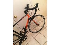 Giant Defy 4 2016 Road Bike + Accessories